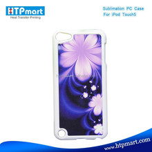 High Quality Sublimation PC Case for ipod Touch 5 with Good Price