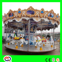 Zhengzhou Top 10 Amusement Park Rides manufacturer fun ride toy merry go round