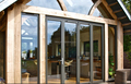 elegant folding door supplier offer elegant solution for indoor/outdoor living