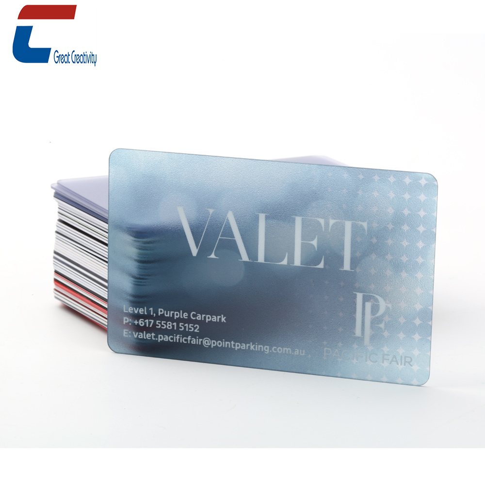 Transparent Plastic Name Card, Transparent Plastic Name Card ...