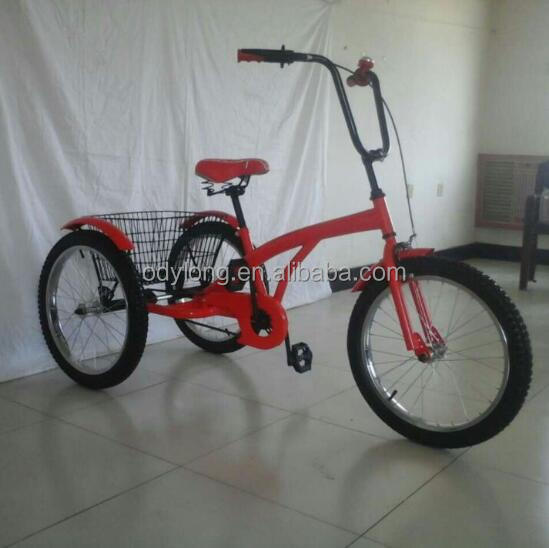 cheap adult pedal tricycle TRTJ20-7