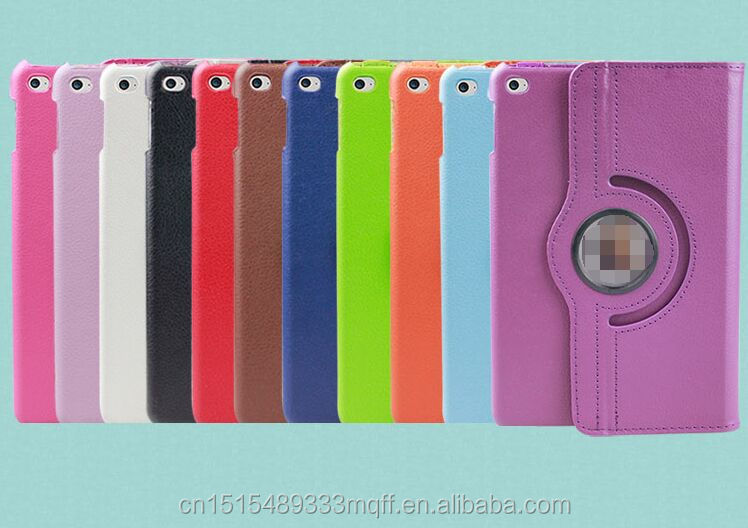 2016 factory price leather phone case flip cover for ipad mini 5
