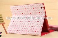 For Apple iPad 3/4 Luxury Pattern PU Leather Case Smart Stand Folio Cover Skin