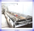 pig slaughter equipment used Canal Type Scalding System Adopts The Automatic System Machine ( Equipment ) can be pig to dehair