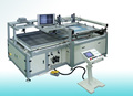 Vision System Screen Printing Machine