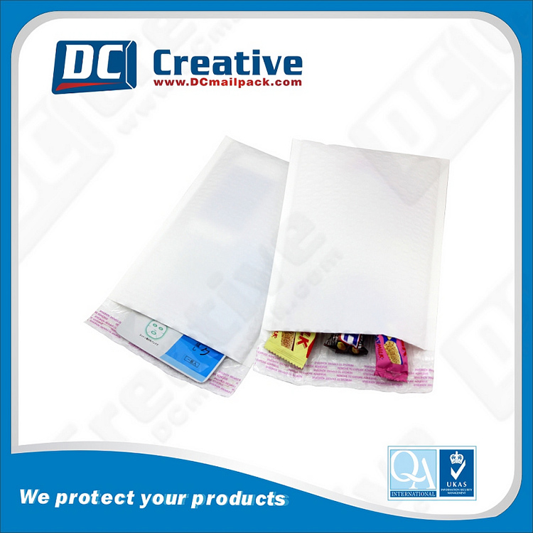 <strong>Protective</strong> Anti Static Bubble Mailer Custom Flat Poly Mailers
