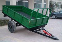 farm trailer both dumping & no-dumping