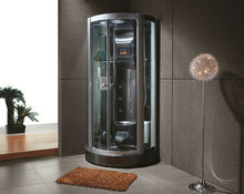 Gray optional Steam massage shower room / shower steam units U682