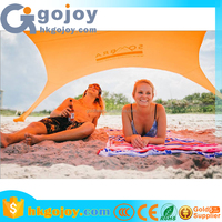 Outdoor Camping Family Tent beach tent permanent tent on alibaba