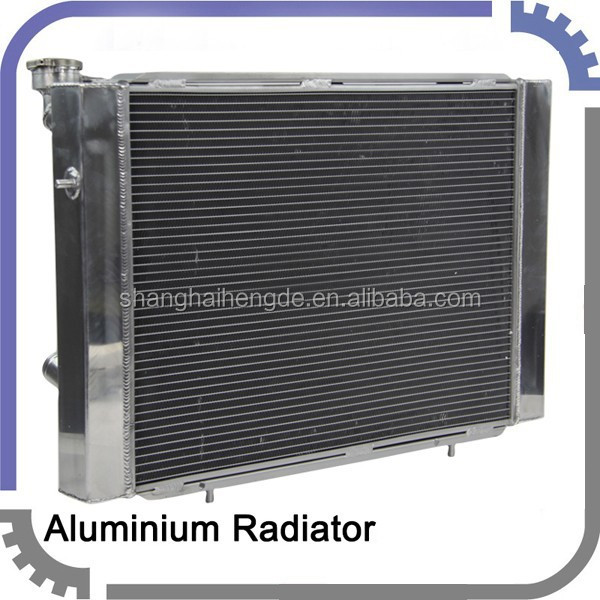 Hot selling for HOLDEN Commodore Radiator, VB/VC/VH/VK, V8, chev racing car parts aluminum radiator