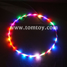 China Wholesale High Quality Flashing LED Hula Hoop