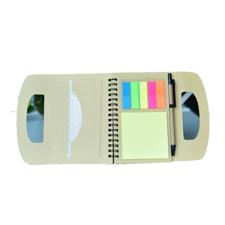 Eco Friendly Memo Pad Customized Logo Sticky Note Pad