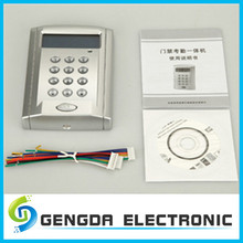 smart rfid card reader door opener keypad module with access control system