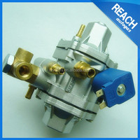 TA type gas reducer/ cng regulator for auto fuel conversion kit