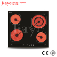 600mm Built-In Ceramic hob cleaning glass ceramic hob schott ceranJY-CD4008