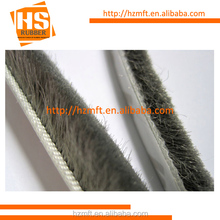mohair weatherstrip for door