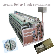 New Condition CNC Ultrasonic Fabric Roller Blind Cutting Machine