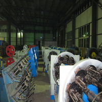 12 strands wire Re-winding Machine (Bobbin Winding Machine)