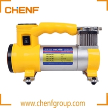 CE Approved CF-276 Automatic Tyre Inflator Pump, Portable Auto Air Compressor, 12V Air Compressor Car Tyre Inflator