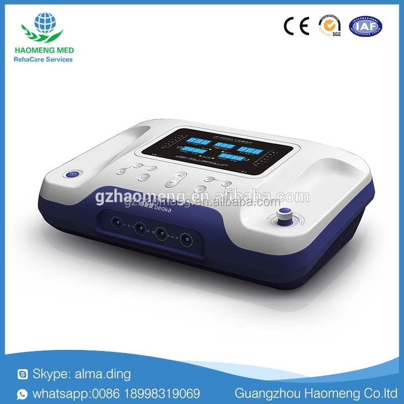Multifunctional electromagnetic interference therapy device made in China