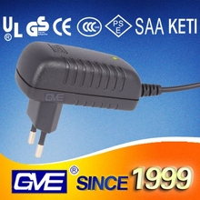 fly power switching adapter / eu to swiss plug adapter with 3 years warranty