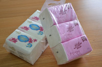 Soft pack facial tissue paper,special paper tissue