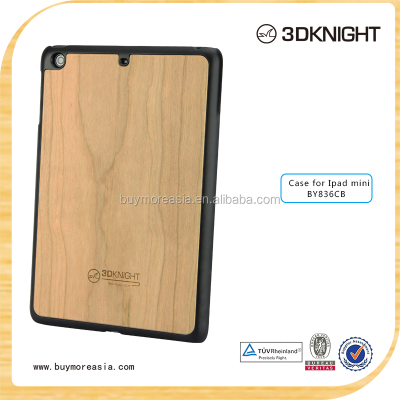 Protective 100% Natural Wooden case For Ipad Mini manufacture