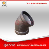 K14 Ductile Cast Iron Pipe Fitting