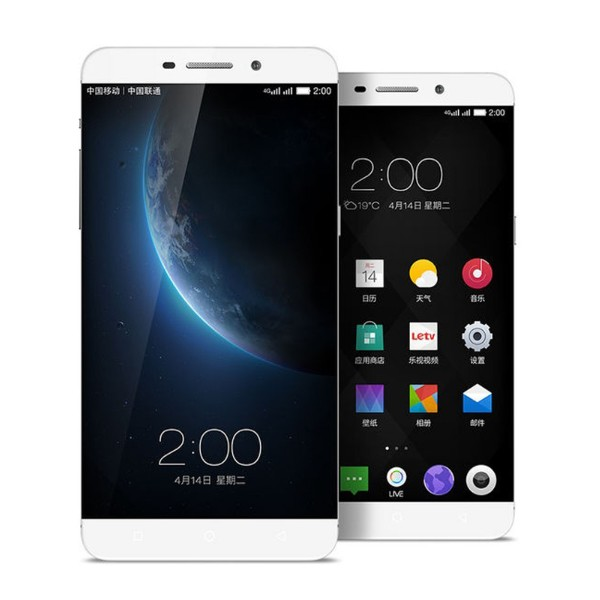 Original Letv Max 4G LTE Mobile Phone Octa Core 6.3'' 21.0MP ID touch phone 4G RAM 32G ROM Dual SIM Card Android Smartphone
