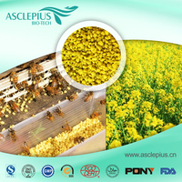 High quality organic fresh 100% natural rape bee pollen