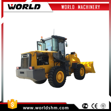 Multi-function wheel front end loader made in china
