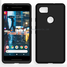 Anti Fingerprint Smooth Touch Soft TPU Matte Back Cover For Google Pixel XL 2 TPU Case