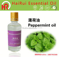 can be blended with base oil natural peppermint oil bulk as the good cosmetic flavor