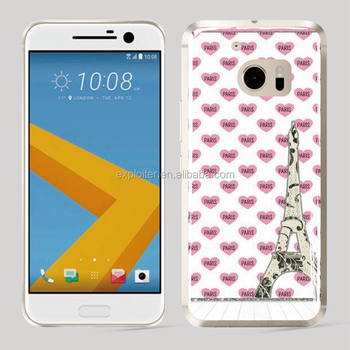 Free samples custom mobile phone sticker for htc D816w sticker