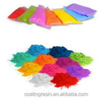 COLOR PIGMENTS POWDER COATING NEON / FLUORESCENT PIGMENTS