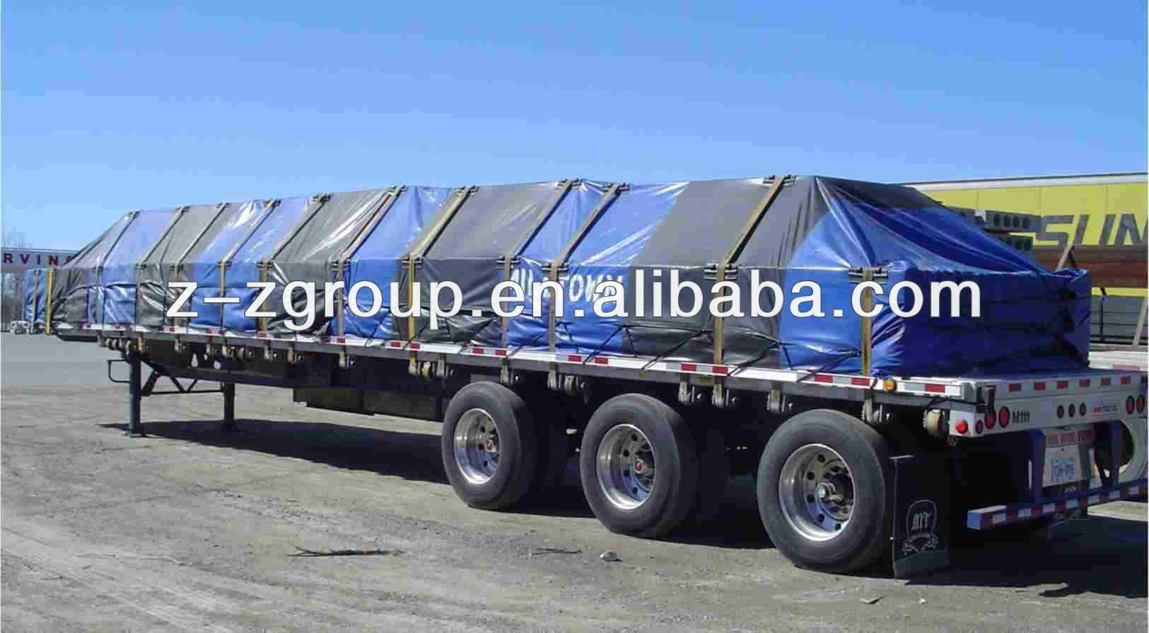 Flame Retarding PE Tarpauline for Truck Cover retail