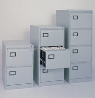 Hot sale metal office furniture 4 drawers file cabinets import china