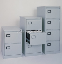 Hot sale metal office furniture colorful 4 drawer file cabinet