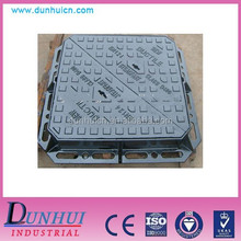 bituminous paints En124 D400 heavy duty Ductile iron manhole cover