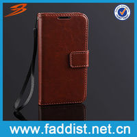 Leather Shockproof Case for Samsung Galaxy s4 mini Hot Selling