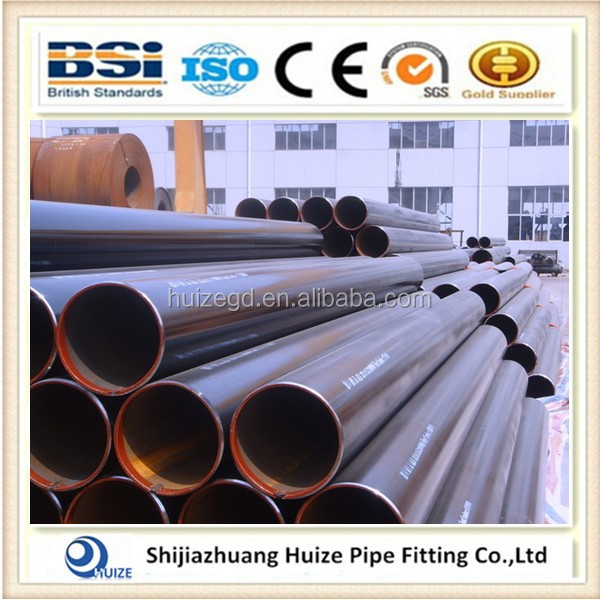ASTM API 5L ANSI B16.9 8 inch wrough-steel seamless pipes