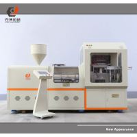 Efficient plastic cap making 16 cavity bottle cap injection moulding machine