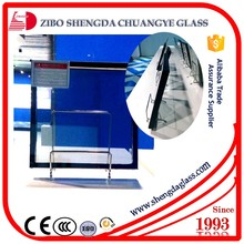 Shengda glass manufacturer produce thermal pane glass with CCC ISO CE
