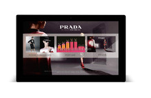New product A64 android6.0.1 OS 21.5 inch touch android panel pc barcode all in one computer for street signal display
