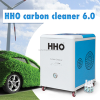 2016 hho carbon cleaning machine portable car wash kit