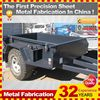 2014 OEM extruded aluminium alloy truck bed with 32-year experience