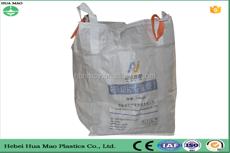 1 ton plastic big bag/ super sacks