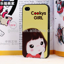 catoon phone cover for distributor