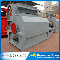 China CTG Series Dry Electric Magnetic Metal Seperator For Iron Ore