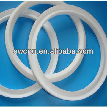 hard Ptfe/Teflon Ball valve gasket with good quality